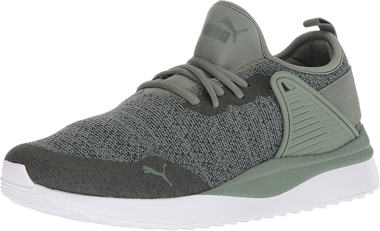 PUMA Mens Pacer Next Cage Knit Sneaker
