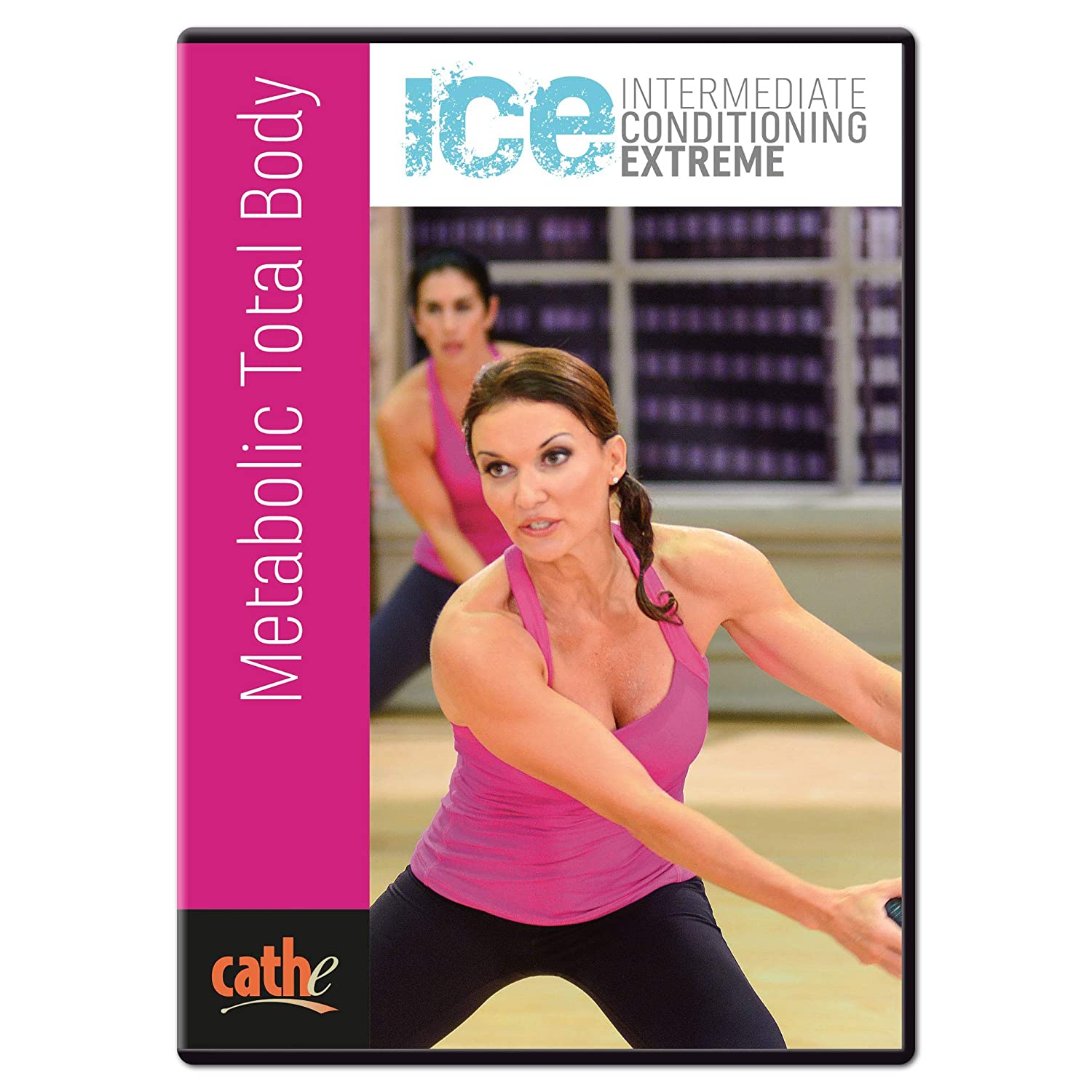 Cathe Friedrich's ICE Same day Max 52% OFF shipping Body Total Metabolic