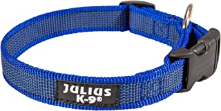 comprar comparacion Julius-K9 Collar Color & Gray, 20 mm (27-42 cm), Azul-Gris