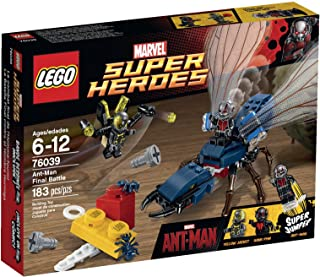 LEGO Superheroes Marvel's Ant-Man 76039 Building Kit (Discontinued