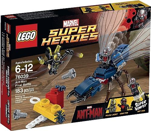 tomamos a los clientes como nuestro dios LEGO Superheroes Marvel's Ant-Man 76039 Building Kit (Discontinued by by by manufacturer) by LEGO  diseños exclusivos