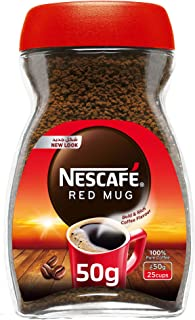 Nescafe Red Mug Instant Coffee 50g