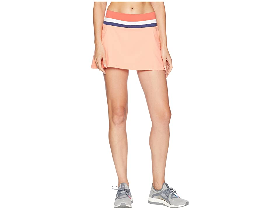 adidas Club Skirt (Chalk Coral) Women