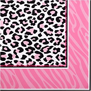 Best pink and zebra print party decorations Reviews