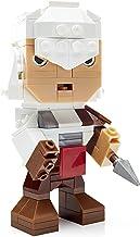 Mega Bloks- Batman Kubros, Color Blanco/marrón. (Mattel DPH92)