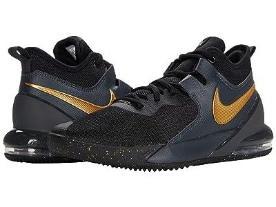 Nike Air Max Impact (Black/Metallic Gold/Dark Smoke Grey) Men
