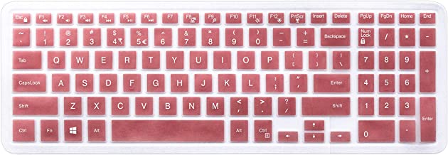 Keyboard Skin Compatible 2018 15.6 inch Dell G3 G5 G7 Series, 17.3 inch Dell G3 Series, 15.6