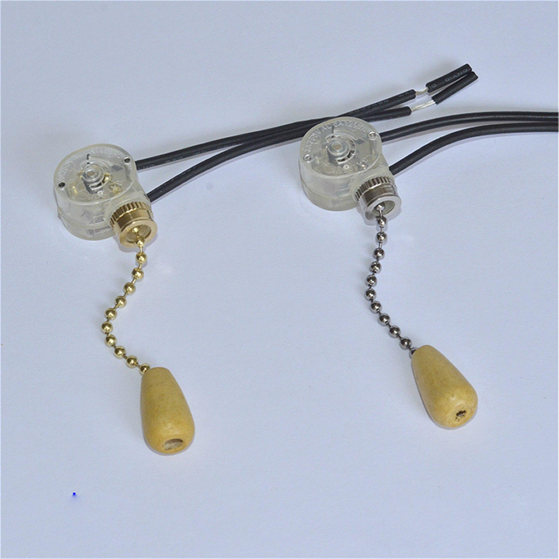 Interruptor de cadena universal para ventilador de techo o lámpara ...