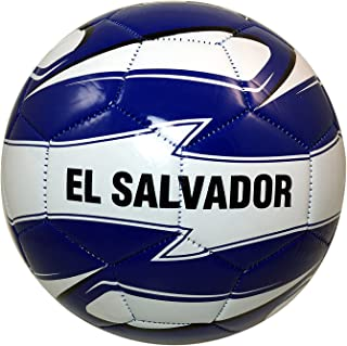 El Salvador Authentic Official Licensed Soccer Ball Size 5 -001