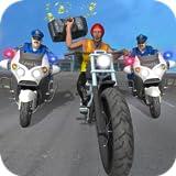 Police Bike Chase Supermarkt Raub Spiel