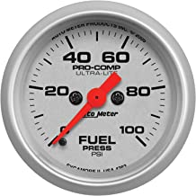 Best autometer cobalt fuel pressure gauge Reviews