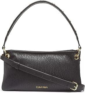 Calvin Klein Raya Bubble Lamb Novelty Demi Shoulder Bag