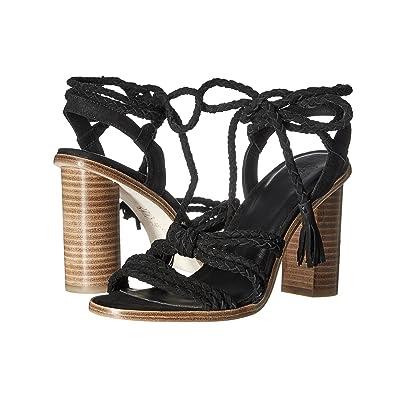 Joie Banji (Black Kid Suede) High Heels