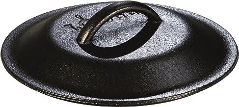 Lodge Logic Cast Iron Lid, 8.25 Inch Black