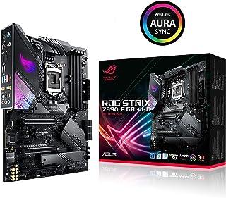 ASUS ROG STRIX Z390-E GAMING Scheda Madre Gaming Intel Z390 LGA 1151 ATX con Aura Sync, Wi-Fi, Supporto DDR4 a 4266 MHz +,...