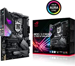 ASUS 90MB0YF0-M0EAY1 Motherboard, ASUS STRIX Z390-E Gaming, Intel Z390, RoG - Sockel 115 Black