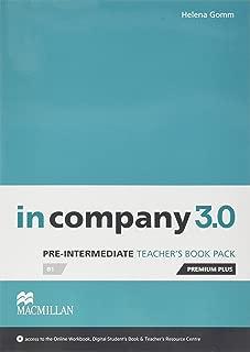 In Company 3.0 Pre-intermediate Teacher's Book Premium Plus Pack