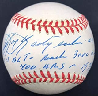 Carl Yastrzemski Signed Baseball - Yaz - PSA/DNA Certified - Autographed Baseballs