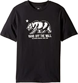 Vans Kids - Cali Club Tee (Big Kids)
