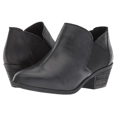 Me Too Zo (Black Leather) Women