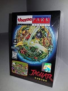 Theme Park for Atari Jaguar 64 Bit