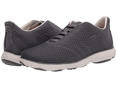 Geox Nebula 64 (Black/Dark Grey) Men