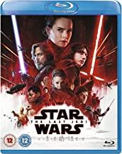 Star Wars: The Last Jedi [Regions 1,2,3] [Blu-ray]