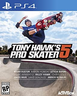 Tony Hawk's Pro Skater 5 - Standard Edition - PlayStation 4