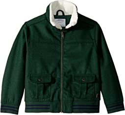 Wool Bomber Jacket (Toddler/Little Kids/Big Kids)