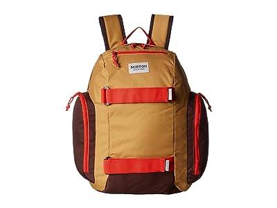Burton Kids Youth Metalhead Pack (Wood Thrush) Backpack Bags
