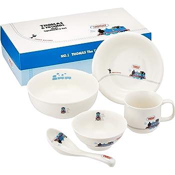 「 きかんしゃトーマス 」 線路 こども用 食器 ギフトセット 子供用 食器 662740