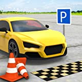 実ユーロ駐車場ゲーム:自由のための公園の車