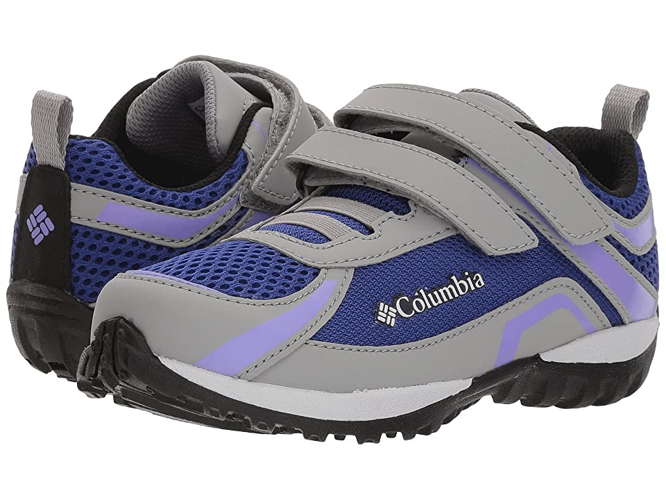Columbia Kids Conspiracy (Toddler/Little Kid/Big Kid) (Clematis Blue/Fairy) Girls Shoes