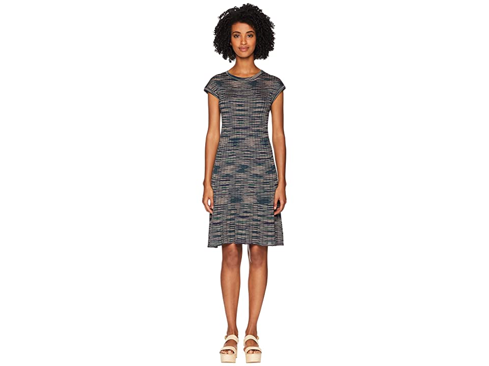 M Missoni Spaceydye Dress (Navy) Women