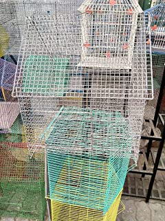 New Parrot Cage for Birds(Set of 8)