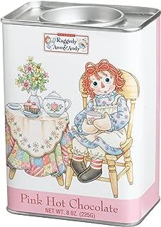 McSteven's Raggedy Ann Pink Hot Chocolate, 8-Ounce Tin