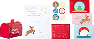 Pearhead Letters to Santa DIY Holiday Craft and Creative Gift Kit