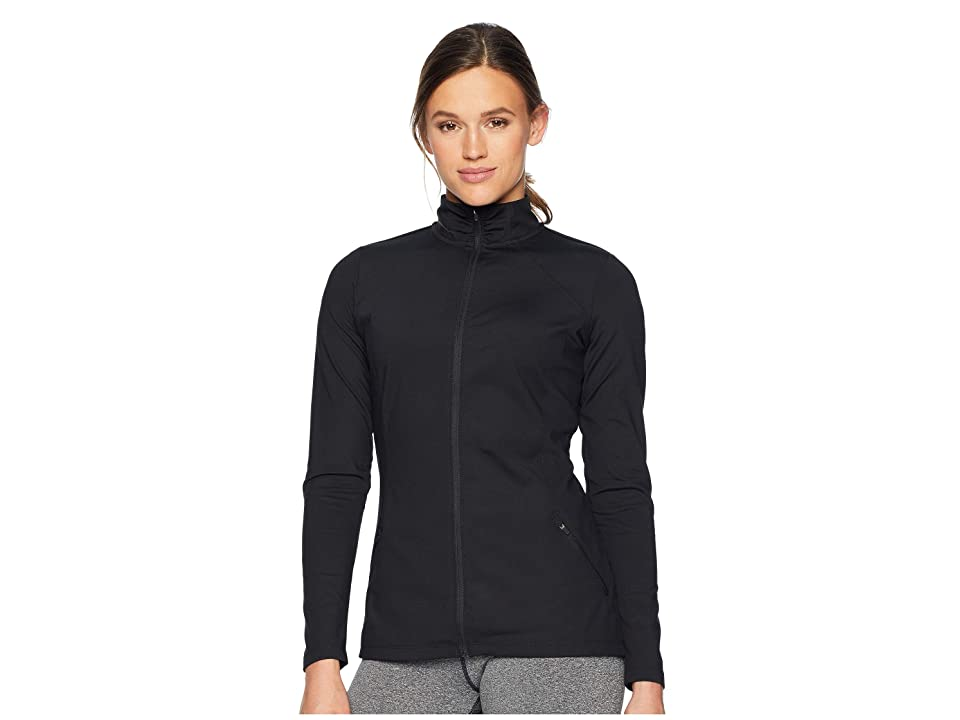 Royal Robbins Jammer Knit Jacket (Jet Black) Women