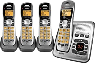 Uniden DECT 1735+3 - DECT Digital Phone System with Power Failure Backup^