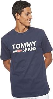 Tommy Hilfiger Men's TJM Classics Logo T-Shirt