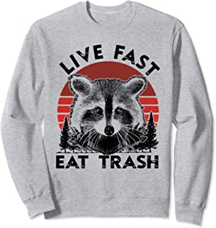trash panda sweatshirt