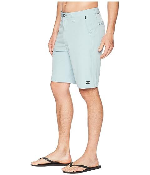 Billabong Blue Dusty Crossfire Shorts X rWqrv0