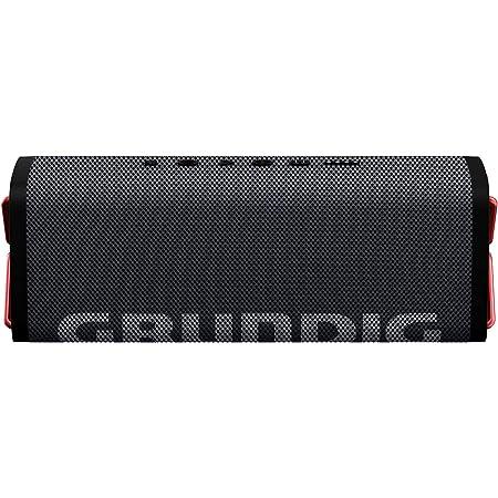 Grundig Gbt Club Black Bluetooth Lautsprecher 20 Meter Reichweite Mehr Als 20 Std Spielzeit Audio Hifi