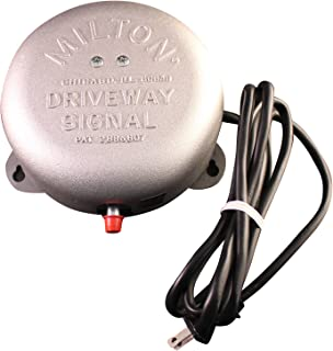 Milton (805) Self-Contained Driveway Signal Bell
