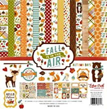 Ella /& Viv by Reminisce Autumn Inspired Scrapbook Collection Kit