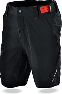SILVINI Men's Mountain Bike Shorts Elvo Lightweight & Durable for Cycling and All Other Outdoor Activities