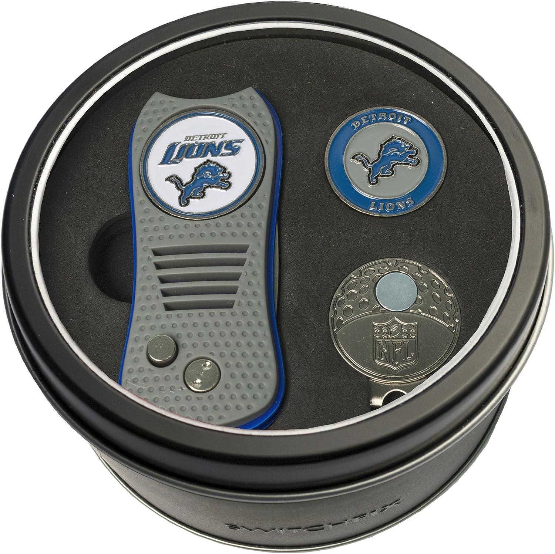Team Golf Ranking TOP19 NFL Detroit Lions Gift Tool Cap Houston Mall C Divot Set Switchfix