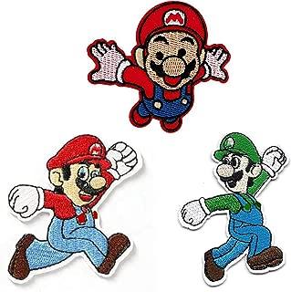 Super Mario Iron On
