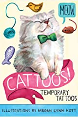 Cattoos!: Temporary Tattoos Misc. Supplies