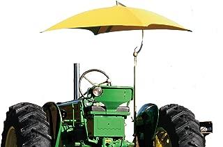 International Resources Tractor Sun Shade Umbrella Multi Color (Blue)
